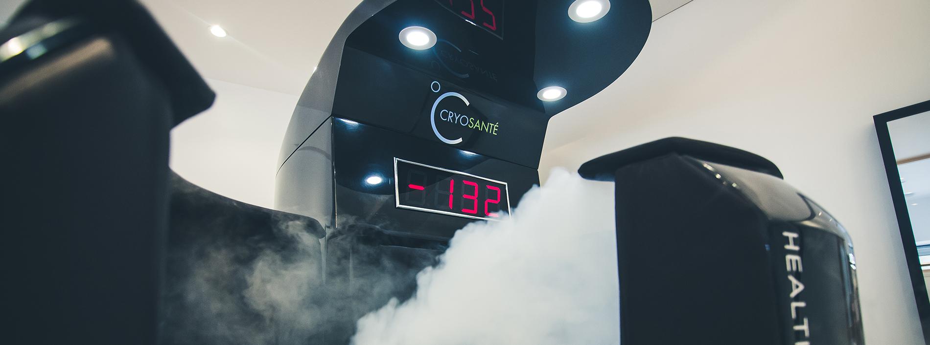 cryothérapie Carousel 1